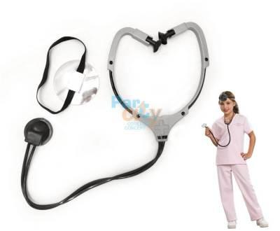 ESTETOSCOPIO DE PLASTICO MEDICO