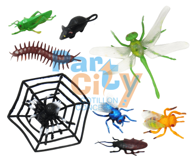 INSECTOS X8