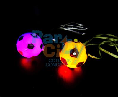colgante pelota luminoso