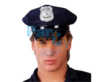 SOMBRERO POLICIA CHAPA