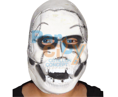 MASCARA CALAVERA DE LATEX
