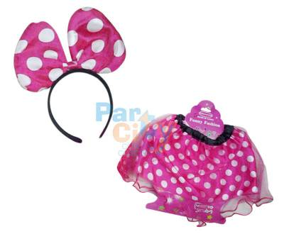 SET MINNIE ROSA