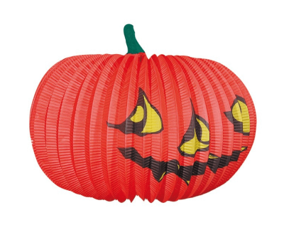 GUIRNALDA 35cm Halloween de papel