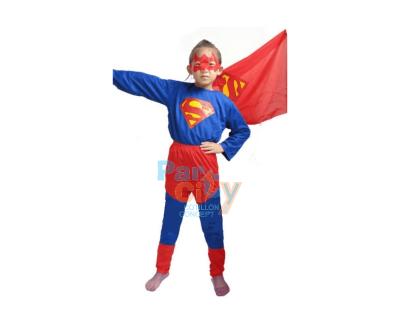 DISFRAZ SUPERMAN