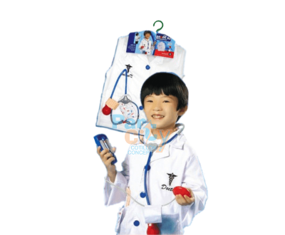 DISFRAZ SET DOCTOR CON ACCESORIOS
