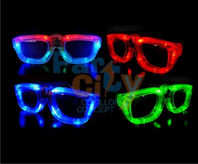 anteojos con luz